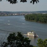 Dubuque from on high