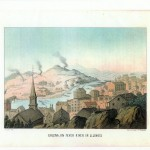 View of 19th century Galena (Mueller Collection)