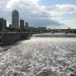 St. Anthony Falls; Minneapolis, Minnesota