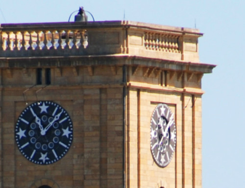 The Old Clock Tower: Icon of a City