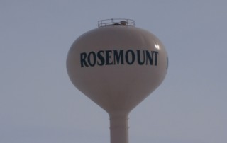 Rosemont MN water tower01a