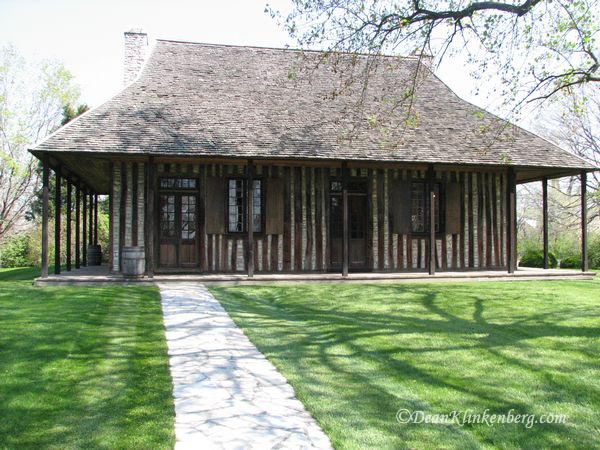 Old Courthouse State Historic Site; Cahokia, IL