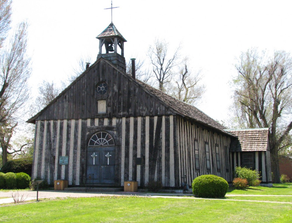 Destination of the Day: Church of the Holy Family