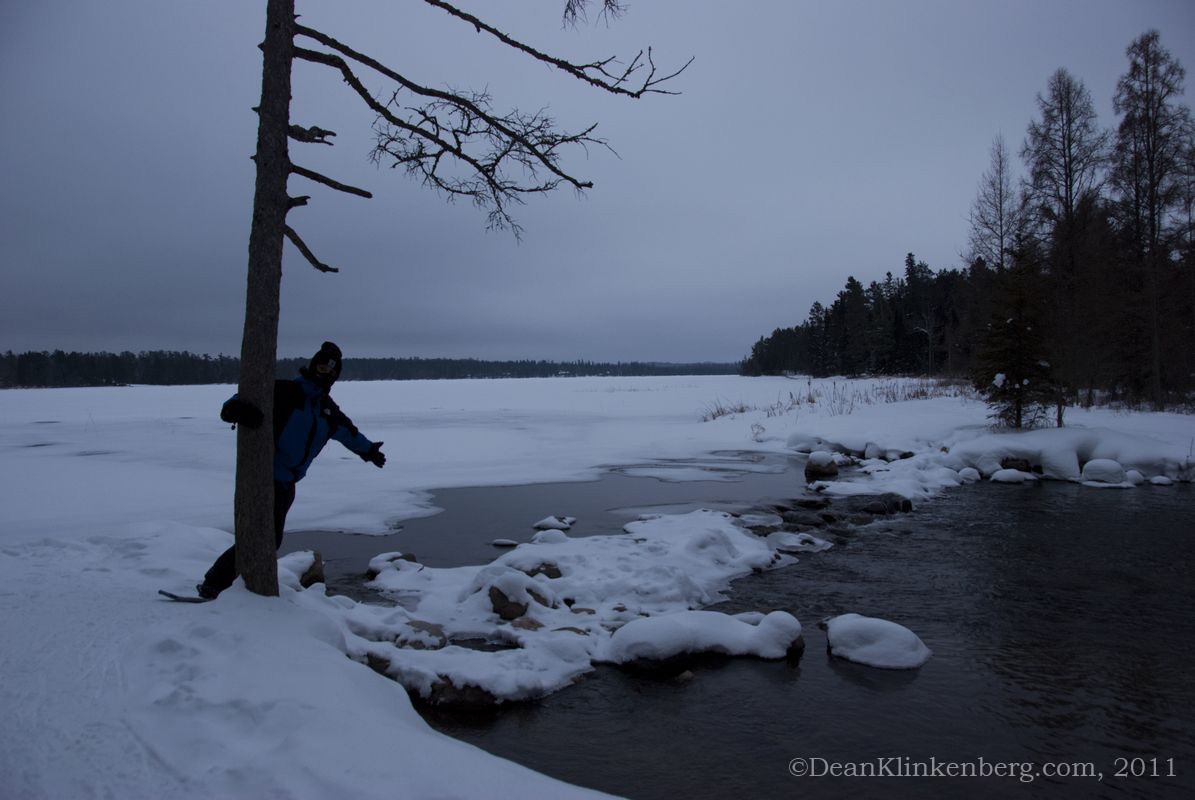 Headwaters; Itasca State Park (MN)