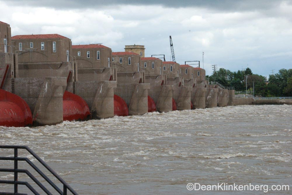 Lock and Dam #15; Davenport, IA