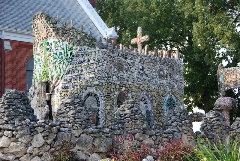 Grotto; Dickeyville, WI