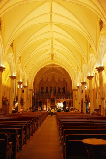 Cathedral of St. Raphael; Dubuque, IA