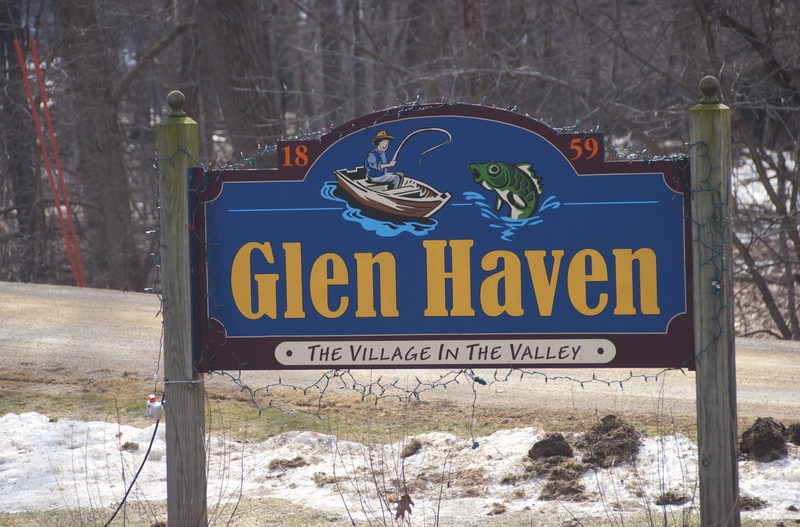 Glen haven mississippi valley traveler for Glen haven