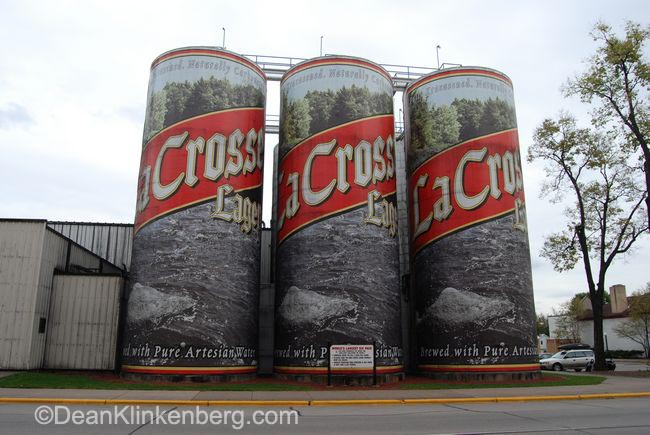 Worlds Largest 6 Pack; La Crosse, WI