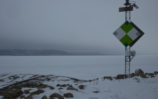 Lake Pepin; January 2011