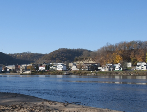 Get to Know a River Town