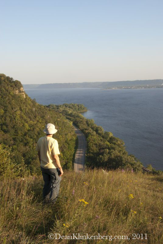 Maiden Rock Bluff (WI)