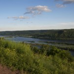Brady's Bluff at Perrot State Park