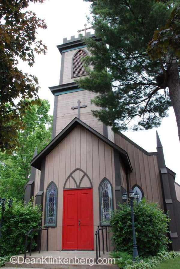 Holy Trinity Episcopal Church; Prairie du Chien, WI