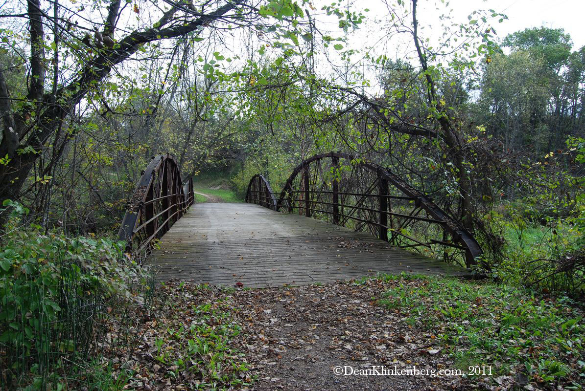 Van Loon Wildlife Area (WI); McGilvray Bridge