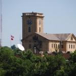 Clock Tower on Arsenal Island
