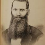 Alfred Adam, early bearded resident