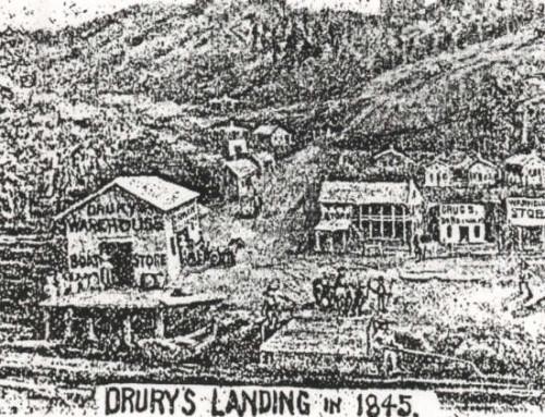 Drury's Landing