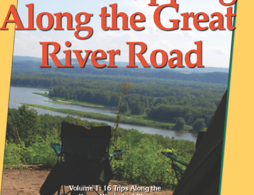 Help Me Pick the Cover for My New Great River Road Guide Book