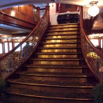 Inside the Delta Queen