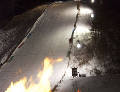 Westby Ski Jump