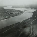 Keokuk, Iowa on the Mississippi River