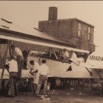 The Air King, from Lomax National Airways (Henderson County Library)