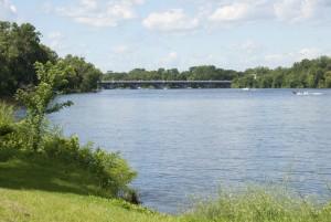 Mississippi River at Champlin